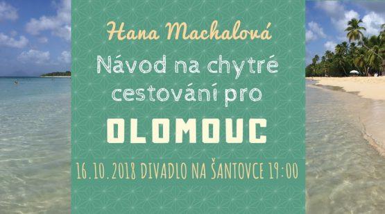 Návod na chytré cestování pro Olomouc