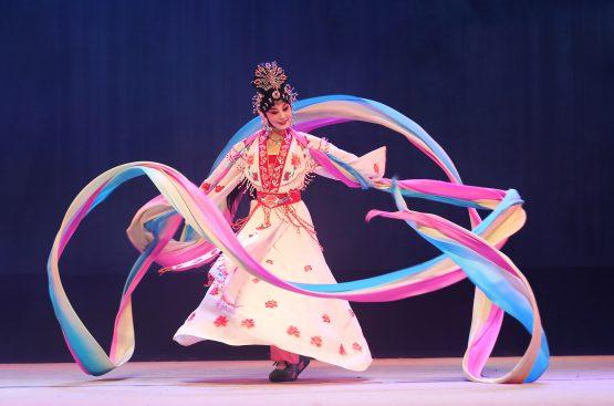 Krásný Zhejiang- oslavy čínského nového roku