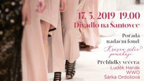 Charity Fashion Night- pro Elenku Vojtkovou