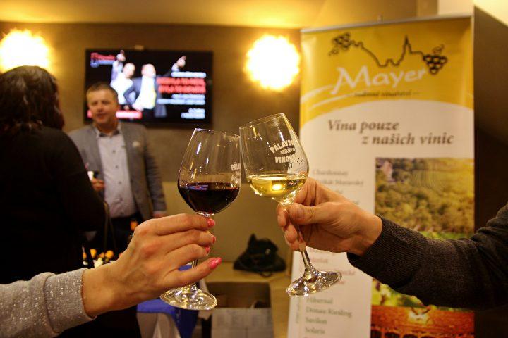 První degustace vín v Divadle na Šantovce je za námi!