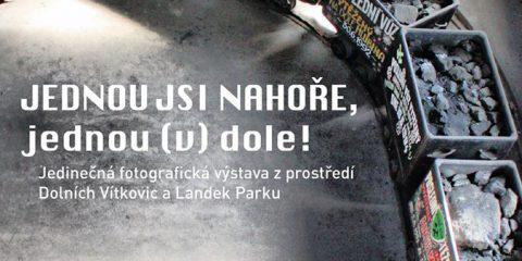 Výstava hornické tematiky Dolní Vítkovice a Landek