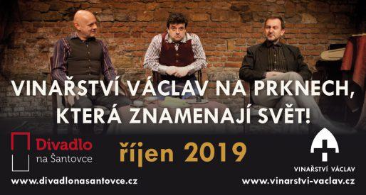 Vinařství Václav v Divadle na Šantovce