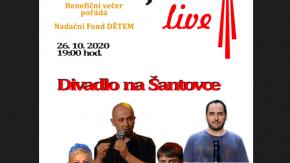 Stand Up Comedy Show – NA STOJÁKA