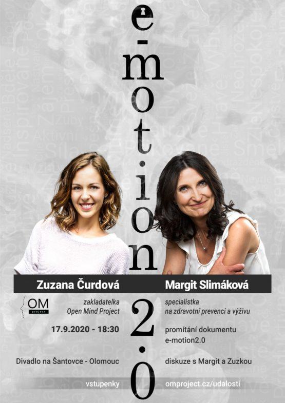 E-Motion 2.0 & Margit Slimáková