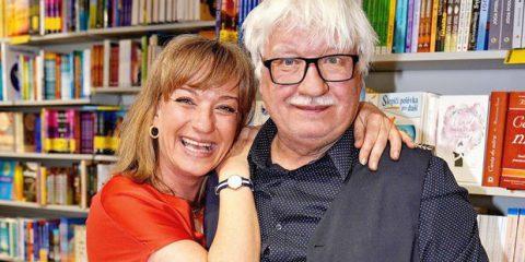 Sandra a Richard Pogodovi hosty naší talkshow